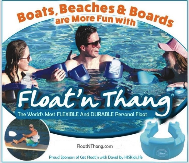 The Versatile Float'n Thang Out-Performs and Takes Floating by Storm!
