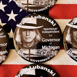 Lauded Michigan Songwriter Paul Lubanski Announces Candidacy for Michigan Governorship in November 2022
