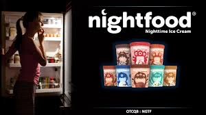Nightfood Holdings Inc. Sleep-Friendly Ice Cream Solves America's $50 Billion-Dollar Nighttime Snacking Problem