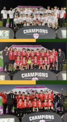 La Roca FC Dominates 2020 Fall State Cup and Finishes the Year on Top