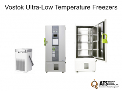 Ultra-Low Temperature Freezers for Vaccine and Laboratory Cold Storage Introduced by ATS