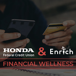 Honda Federal Credit Union Partners with iGrad to Offer the Enrich Financial Wellness Platform to Its Nearly 70,000 Members