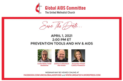 April 1st Webinar: Prevention Tools and HIV & AIDS