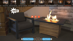 Virtual Showroom by The Outdoor GreatRoom Company