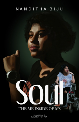 17 Year Old, Uniquely Abled Young Lady from Southern India, Nanditha Biju Publishes Her First Book,