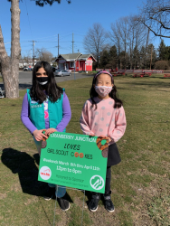 Prominent Business Leader Mohammad Mahmoud of Cranberry Junction Ice Cream in Hackensack Teams Up with Local Girl Scout Troop 6200 to Fight Childhood Hunger in New Jersey