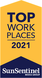 New Horizons Computer Learning Center Top Workplaces Award 2021