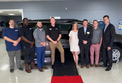 Superior Van & Mobility Celebrates Newer Ownership with Ribbon Cutting