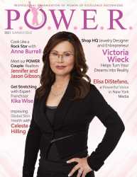 P.O.W.E.R. Magazine Summer 2021 Issue Highlights Amazing Women Who Can Inspire Others in Their Own Careers