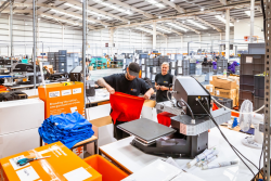 Workwear Express Create 100 Jobs in North East