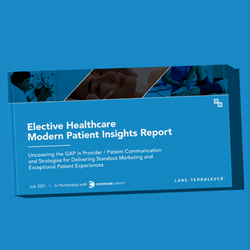 Elective Healthcare Modern Patient Insights Report Cover
