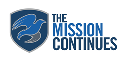 The Mission Continues official logo