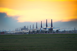 The Airport Performance Benchmarking Report provides a comparison of airport performance worldwide